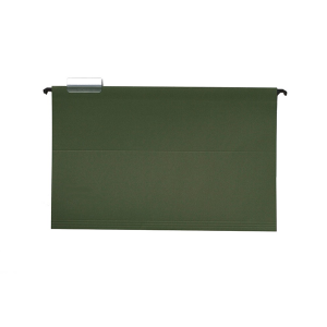 AL hängmapp Folio V-botten, Grön