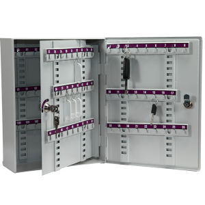 Nyckelskåp serie MET 108 krokar