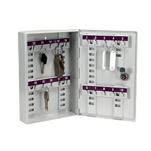 Nyckelskåp serie MET 22 krokar