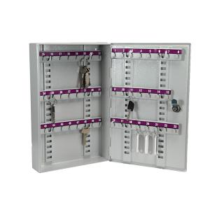 Nyckelskåp serie MET 50 krokar