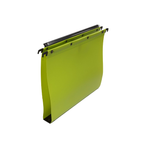 PP Hängmapp 15mm botten grön