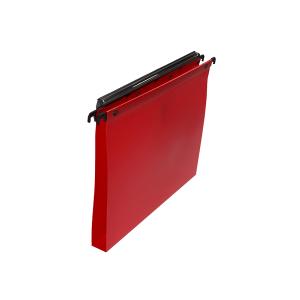 PP Hängmapp 15mm botten röd