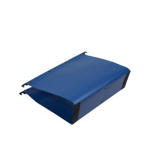 Hängmapp PP A4 50 mm botten, Blå